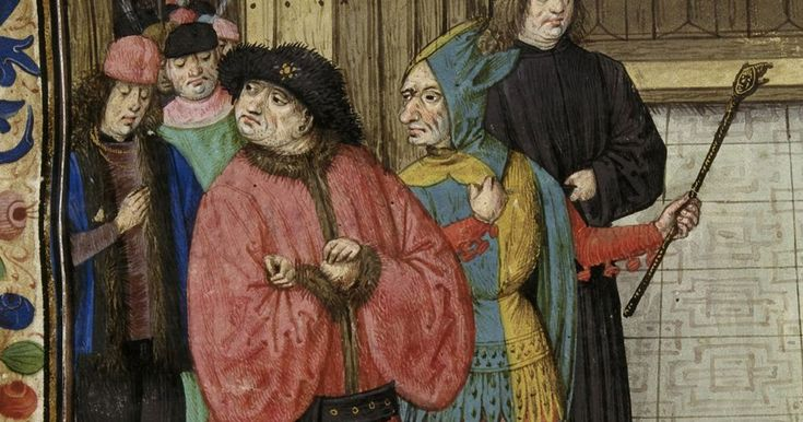 10 Awful Jobs People Really Wanted - Toptenz.net  Jester Middle Ages Wear