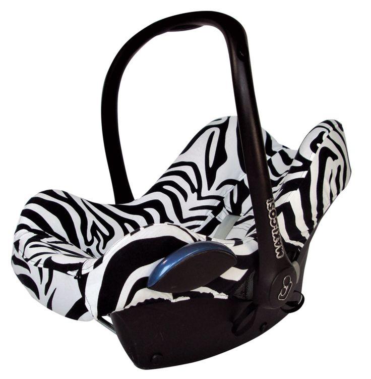 Maxi Cosi hoes Zebra