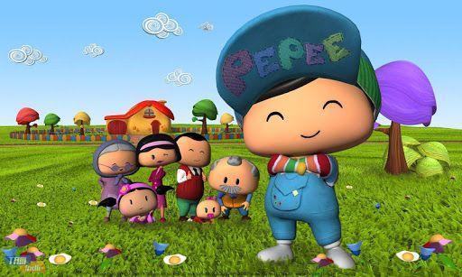 Pepee, Türkiye'de üretilen, Türk milli değerleri, kültürü ve aile yapısını yansıtan, hem eğitici hem de eğlenceli ilk Türk çizgi film serisidir. Pepee çizgi film serisinin ana karakteri olan ve genellikle giydiği mavi tulum ve şapkası ile tanıdığınız Pepee, sevimli, sürekli yeni şeyler öğrenmek ve denemek isteyen bir çocuktur.<br>Pepee, annesi, babası, kardeşi Bebee, ninesi ve dedesi ile yaşar. Pepee'nin renkli dünyasındaki diğer önemli karakterler ise kuzeni Şila, sevimli zürafa Zulu, Köpüş…