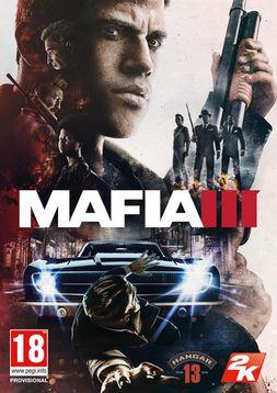 Mafia III PC Downloads Cover Art