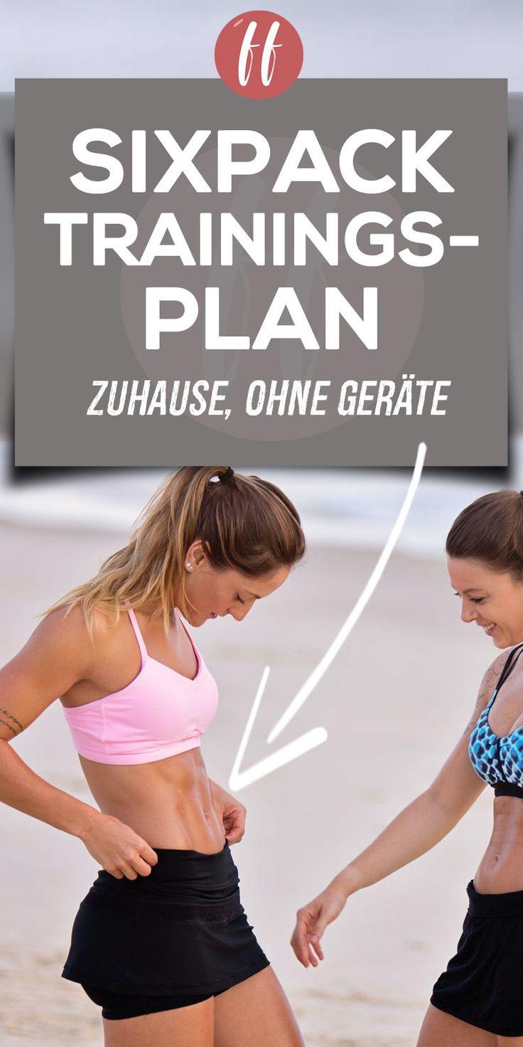 FitFeminin • Das Frauen & Fitness Onlinemagazin. | Sixpack