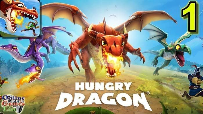 Hungry Dragon Hack Get Unlimited Gems And Coins Hungry Dragon