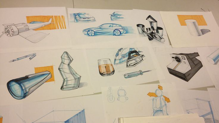 Grzegorz Nawrat (School of Form) sketches