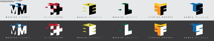 MASSIVE DYNAMIC SUBSIDIARY LOGOS [2012. Dean JONES / ARMAGEDDON] | #LaDiligenzaDelSapere: #Sharendipity: #Sharesilience: #SF: #FRINGE, #MassiveDynamic, #logos, #DeanJONES. #JJABRAMS's #serial. | massive_dynamic_subsidiary_logos___color_by_armageddon-d4voism | SPECTRE MASSIVE DYNAMIC: SPECTRE ► 007VERSE + MASSIVE DYNAMIC ► FRINGEVERSE
