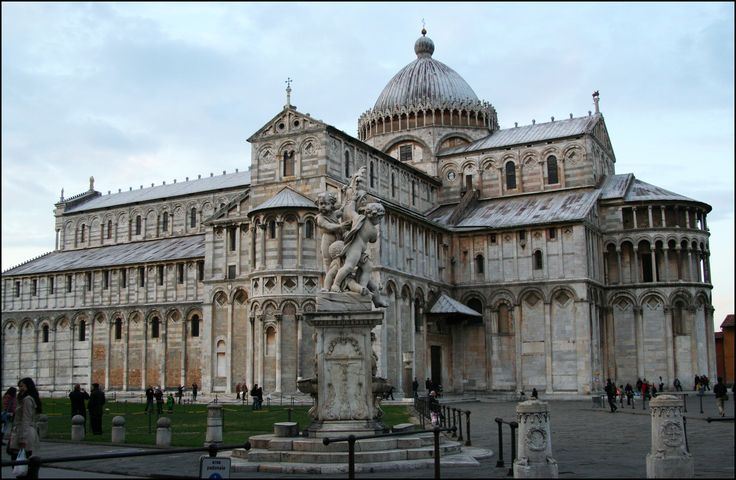 In the Pisa, Italy