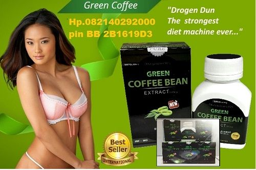 Green Coffee drogen,green coffee bean,kapsul green coffee