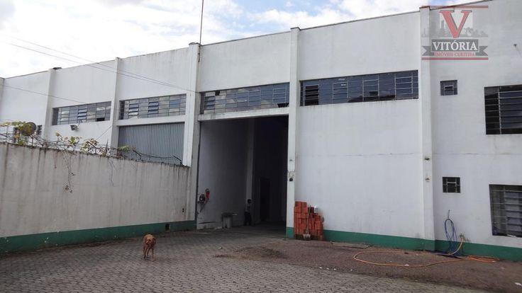 Barracão industrial com Sobrado e amplo terreno a venda  - BOQUEIRÃO CURITIBA - CLIQUE NA IMAGEM