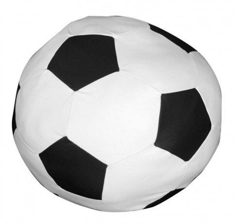 Pouf in pelle pallone di calcio, un regalo stupendo da acquistare online perchè più conveniente.