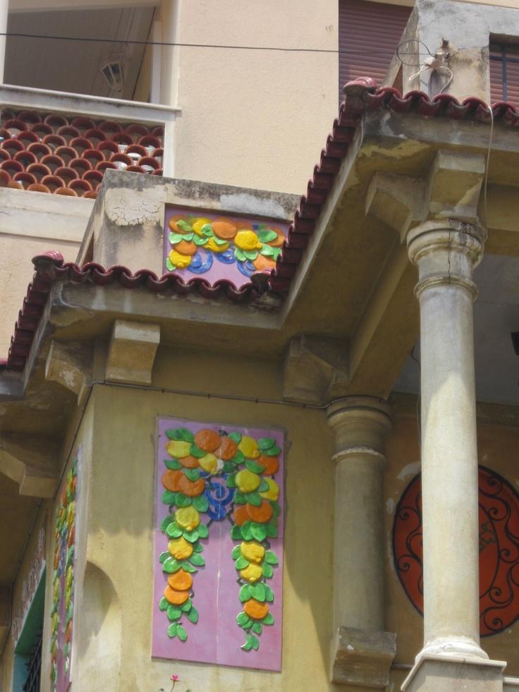 back street Mónaco