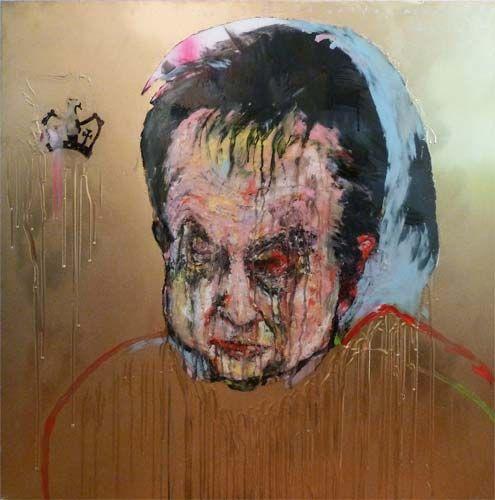 Richard Martin ART Stockroom - anthony bennett - 'francis bacon sunday morning'
