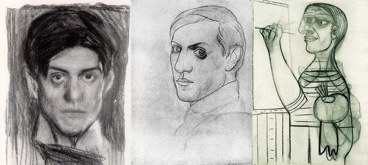Picasso, 28 yaşında para sıkıntısından kurtuldu. 38 yaşında zengindi. 65 yaşından sonra da milyoner oldu. ♥♥♥