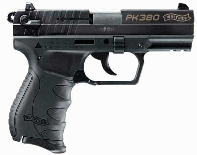 Personal Defense for Women | Walther PK380, a lightweight, easy to operate handgun