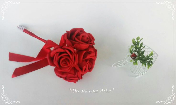 Bouquet,Bouque de rosas,vermelhas,eva,casamentos,decoração,lembrancinhas, https://eva-giuliarganaraz.blogspot.com.br/