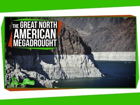 ▶ The Great North American Megadrought - YouTube   Best information after the 4 min mark when drought formation is discussed