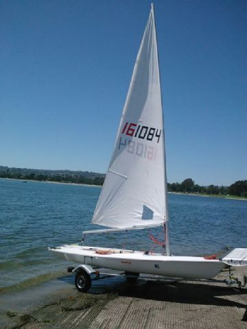 1997 Laser Boats Laser Classic (Sail)  for sale in San Diego, CA