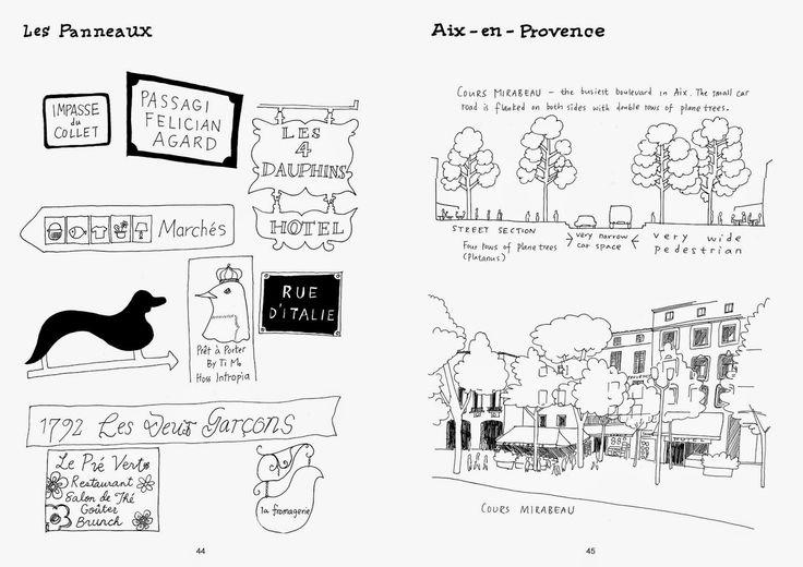 Shiuan-Wen Chu's Graphic Novels: Chu Cat Chronicle, number 5, pg 44-45