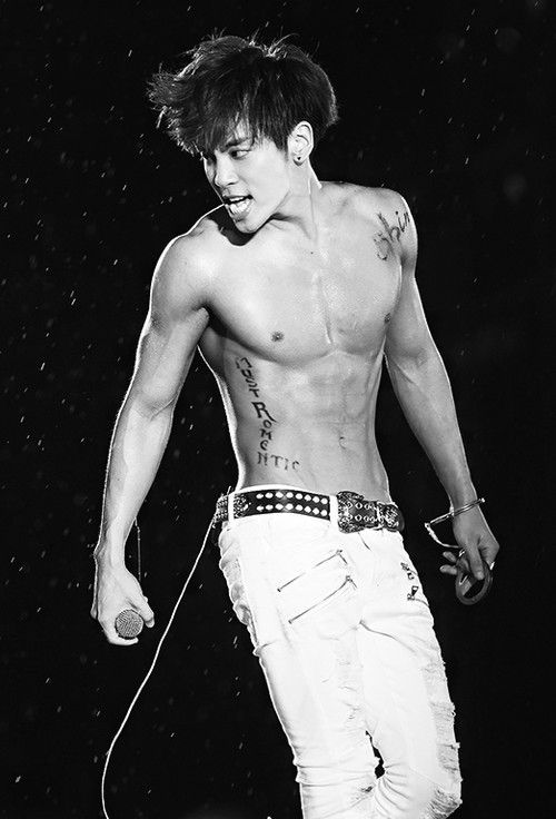 Image result for jonghyun abs