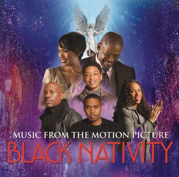 """Black Nativity Movie Soundtrack """"The First Noel"""" performed by Charity Daw"""