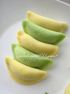 Apam Perlis (Custard Pancake)