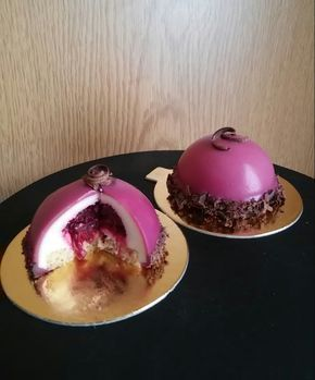 Lustrzana glazura (polewa) do deserów i tortów   Moje Wypieki