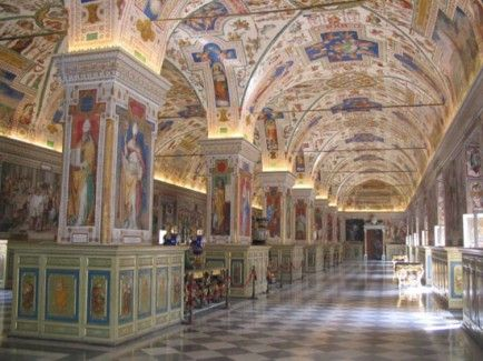 The Vatican Library- 25 Most Incredible Libraries from Around the World
