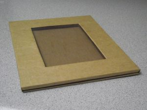 CARDBOARD PICTURE FRAMES                                                                                                                                                      More