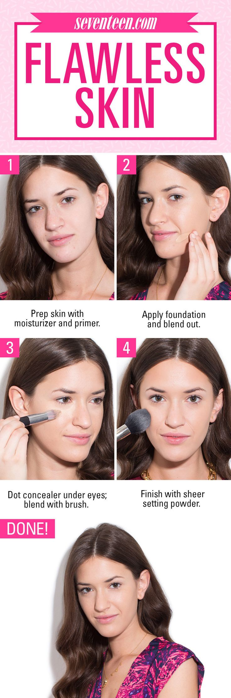 From classic to trendy, these are the top ten beauty tutorials to nail down.