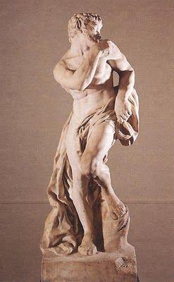 Le faune - Pierre Puget - 1692-1693.