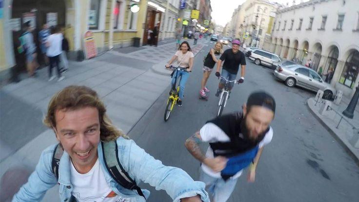TourDeBar DR30 Друзья, велосипеды и 12 баров с пивом! - http://sportmetod.ru/video/bicycle/tourdebar-dr30-druzya-velosipedy-i-12-barov-s-pivom.html
