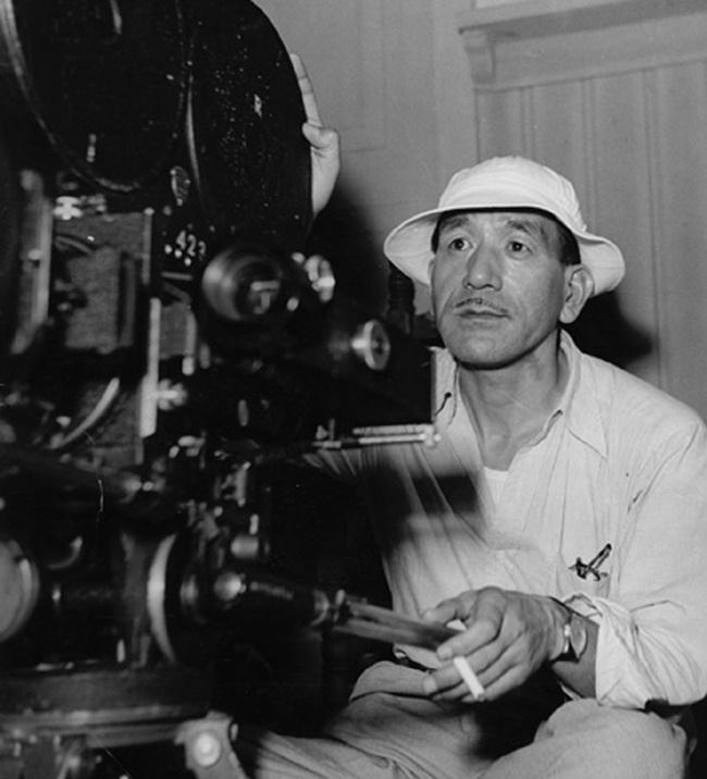 Yasujiro Ozu, (小津 安二郎 Ozu Yasujirō?, 12 December 1903 – 12 December 1963) was a Japanese film director and script writer.