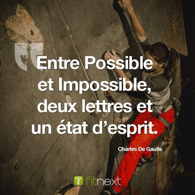 À vous de rendre possible votre impossible, votre impensable. Vous avez au fond de vous la force d'aller plus haut, plus fort, plus vite !  N'attendez plus ! Prenez le taureau par les cornes.
