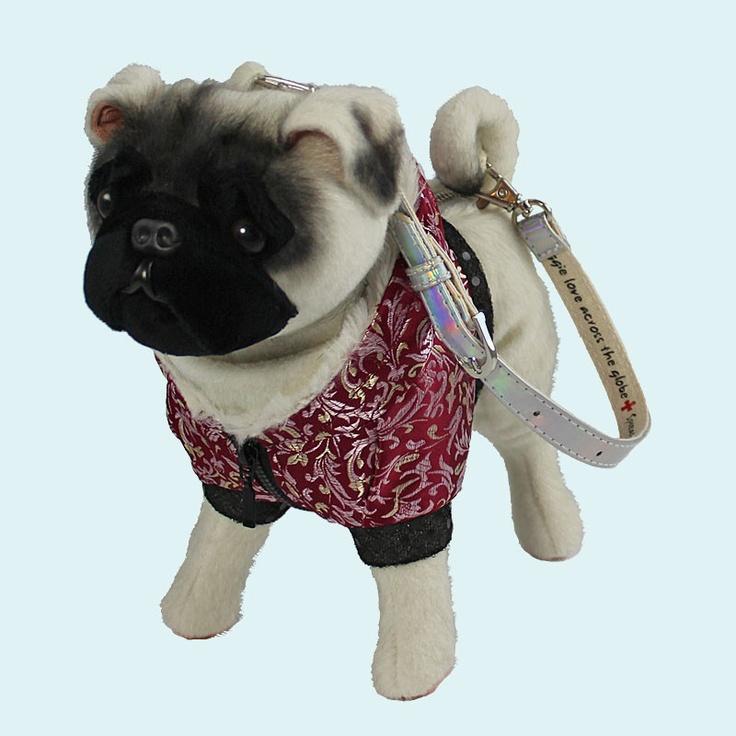 PuginFormal by fuzzy nation Dog bag, Pugs, Fine handbags