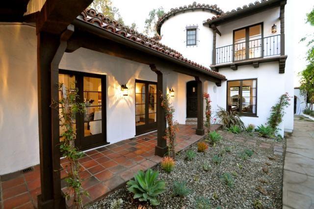 Dream home- Spanish style