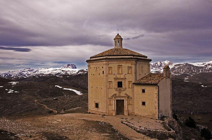 Santa Maria della Pietà by Giuseppe Mosca on 500px