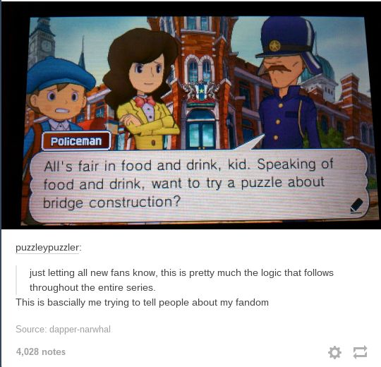 I think by the last game they gave up explaining why people present puzzles that had nothing to do with what they were just talking about...