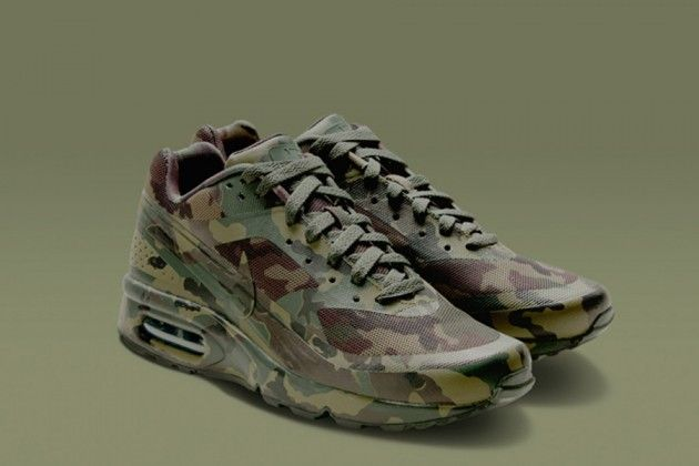 Nike Air Max Camo Collection