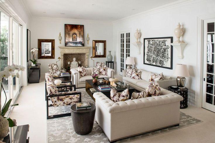 Mix Matching Living Room Furniture