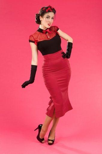 Miss Candyfloss Fallon Lou Skirt 120 20 12859 2