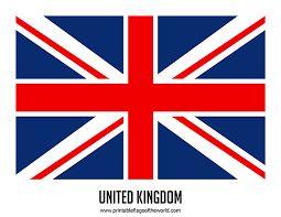 Storbritannias flagg består av dets kongelige banner kjent som unionsflagget, eller populært som «Union Jack». Storbritannias formelle navn er Det forente kongerike Storbritannia og Nord-Irland. Wikipedia