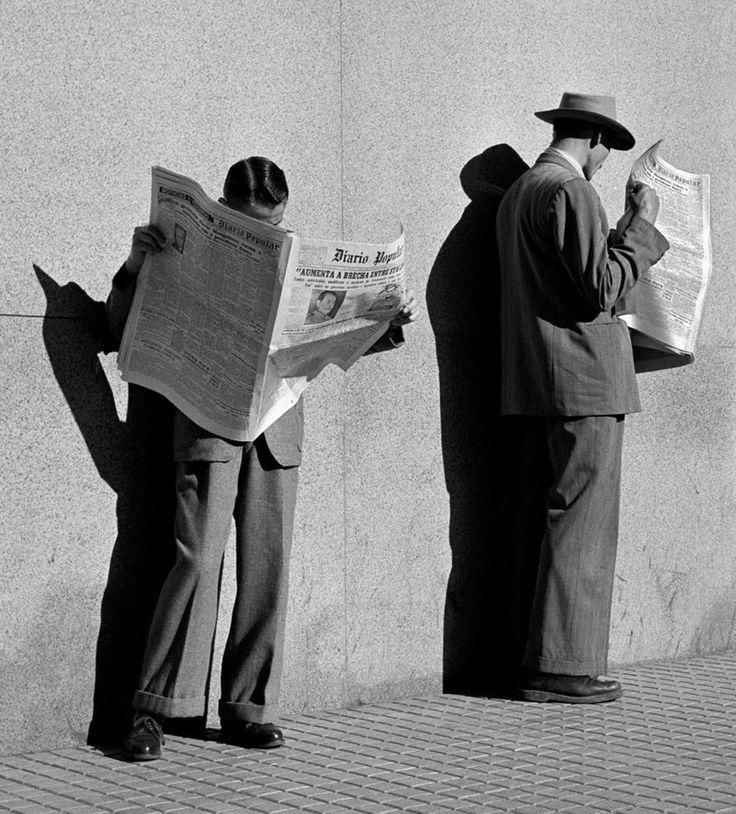 O German Lorca fotografou o desvairamento da Pauliceia | VICE | A Procura de Emprego, 1948 | German Lorca