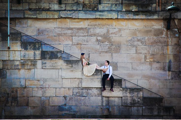 How cool would it be to have your engagement pictures taken in Paris?