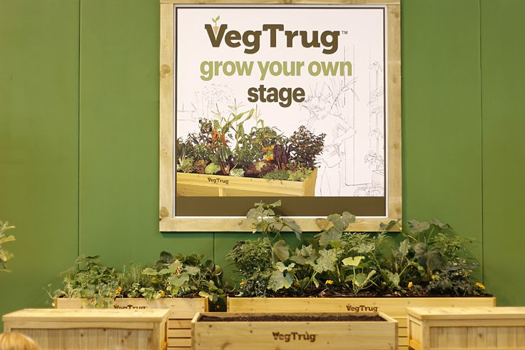 MAKE YOUR OWN using the VegTrug