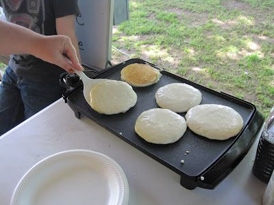 "Pp is for Pancakes; use for science lesson on ""Chemical Change"" and to Go With Book, Pancakes! Pancakes! by Eric Carle"