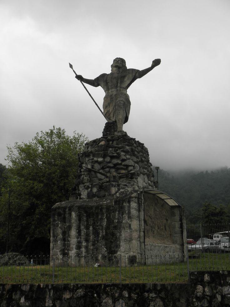 Monumento al Indio, Tafi del Valle, Tucumán.