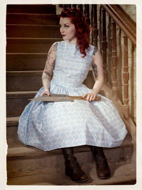 Kleidung Fhrender Onlineshop fr Vintage inspirierte