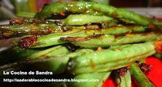 Habichuelas Verdes Salteadas en Ajo ricas y saludables