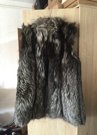Manteau fourrure castor a vendre