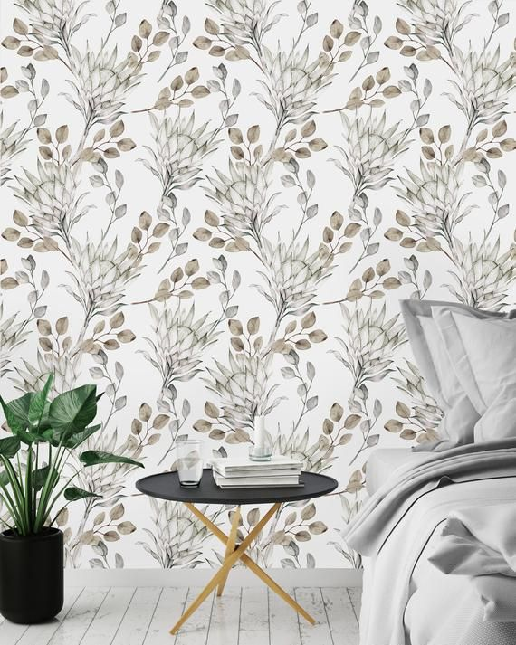Removable Wallpaper Peel And Stick Wallpaper Self Adhesive Etsy Peel And Stick Wallpaper Removable Wallpaper Wallpaper Roll