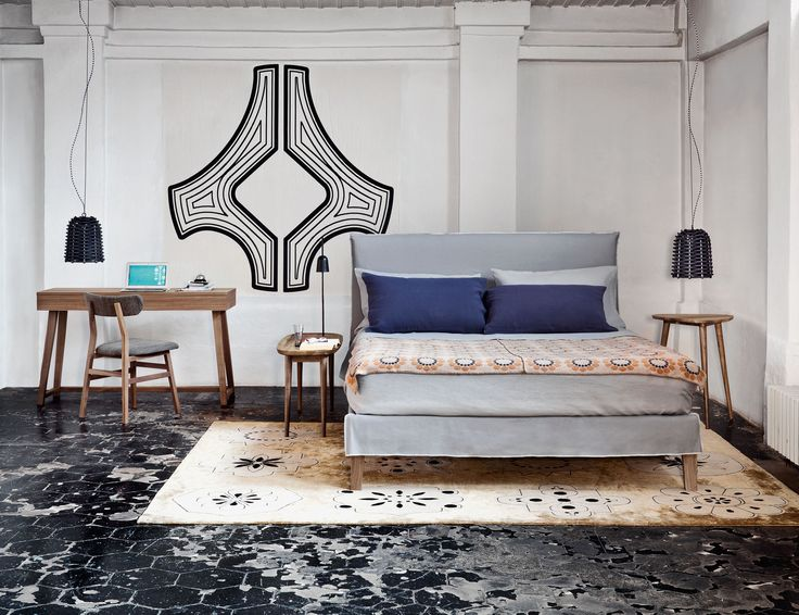 #NewArrivals #Gervasoni #new #BrickUp #collection2015 #design #PaolaNavone #bedroom #bed #inspiration #decor #mix #OldWithNew Exclusively at http://modabagno.gr/