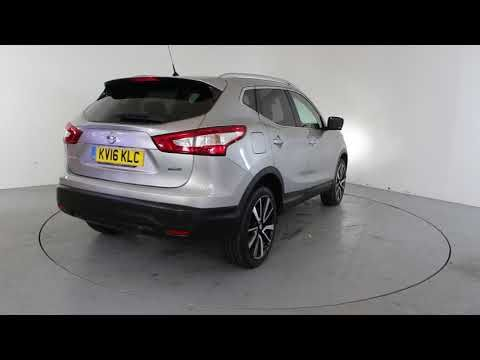 NISSAN QASHQAI 1.5 DCI TEKNA - Air Conditioning - Alloy Wheels - Bluetooth - Cruise Control - Full Leather Interior - SD Card - Reverse Parking Camera ...